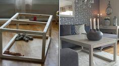 Slik lager du et enkelt stuebord.