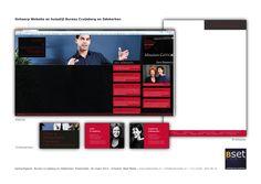 Ontwerp huisstijl en website Burea Cruijsen & Odekerken