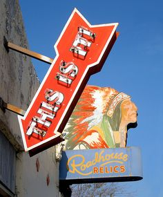 This is It! - Roadhouse Relics ~ Austin, TX