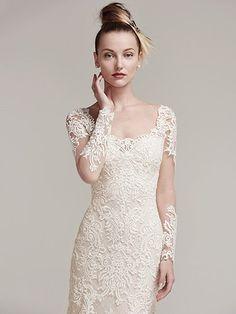 Melrose Wedding Dress by Sottero and Midgley|Alt1