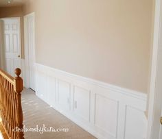 Wainscoting styles panel ideas | Click to find out more! #wainscoting #wainscotingideas #wainscotingpanels