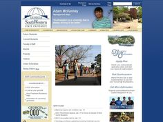 Georgia Southwestern State University website. I have spent more time doing school work through our website this year than I have in a classroom.