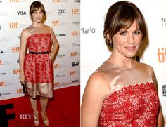 Jennifer Garner In Dolce & Gabbana – 'Dallas Buyers Club' Toronto Film Festival Premiere