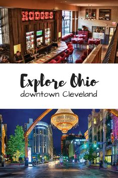 Vacation planning in Ohio – Explore Ohio // Downtown Cleveland Cleveland restaurants Heinen's Grocer Giveaway Source by itsahero Cleveland Restaurants, Downtown Cleveland, Cincinnati, Cleveland Rocks, Cleveland Heights Ohio, Cleveland Museum Of Art, Zermatt, Stockholm, Dublin