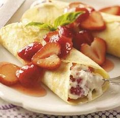 Valentine's Day Breakfast This was my first time making crepes and they turned out awesome!!!! My kids loved them and they weren't as difficult as I had ..Valentine's Day Breakfast Recipe Tips (LOVE THIS ONE) http://www.greatrecipetips.com/valentines-day-breakfast-recipe-tips/
