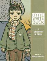 A young Chinese girl growing up in the mid-1970s becomes part of a generation caught between traditional culture and new world influences. I recommend Little White Duck for 9 to 12 year olds. Review from Elizabeth Kennedy.