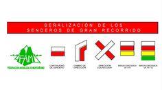 Para cualquier senderista, la señalización es fundamental. El Manual de Señalización de Senderos de la Federación Andaluza de Montañismo (FAM) contiene todos los elementos básicos que debe conocer el senderista para orientarse y no perderse.