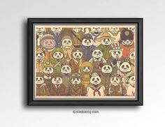 Panda Revolution XXV · xiaobaosg · Online Store Powered by Storenvy
