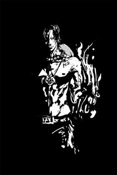 Top 65 Black and White Images Wallpaper for Android or iPhone Ace One Piece, One Piece Seasons, One Piece Luffy, One Piece Pictures, One Piece Images, Images Wallpaper, Black Wallpaper, One Piece Theories, Black N White Images
