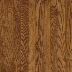 "Bruce Bristol Oak 3/4 x 2 1/4"" Color: Fawn Georgia Carpet Industries"