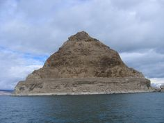 Pyramid Lake, Nevada...Pyramid Lake is entirely within the Paiute Indian Reservation...