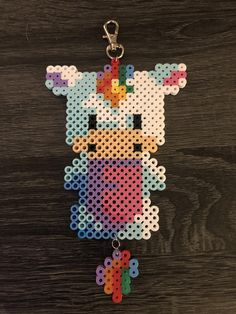 Easy Perler Bead Patterns, Melty Bead Patterns, Perler Bead Templates, Beading Patterns, Melty Beads Ideas, Melty Bead Designs, Perler Bead Disney, Diy Perler Beads, Perler Bead Art