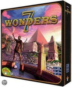 7 Wonders, Asmodee