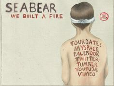 Seabear, another Icelandic band Jim recommended