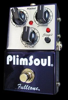 Fulltone PlimSoul. A go-to, always sounds good, backbone of my pedalboard.