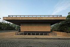 1966-1976 Museum in Anren / Atelier FCJZ