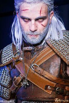 Geralt of rivia / Geralt de riv by Zephon-cos on DeviantArt