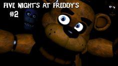Five Nights At Freddy's #2 - Freddy Fazbear ist ZU nah! (2. Nacht)