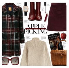 """""""Apple Picking"""" by voguefashion101 ❤ liked on Polyvore featuring FAY, A.P.C., Vetements, STELLA McCARTNEY, Gucci, Rosetta Getty and Chanel"""
