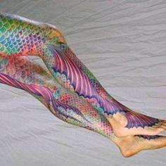 Mermaid Tattoos | Inked Magazine