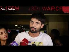 CHECKOUT What Shahid Kapoor & Alia Bhatt said after release of UDTA PANJAB movie.