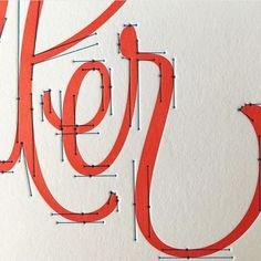 typeworship: I'd Letterpess the Shit out of... | Type Worship: Inspirational Typography & Lettering #LoveLetterpress