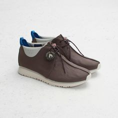 CNCPTS / Clarks Sportswear X Hanon Traxter (Taupe)