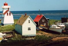 Prince Edward Island. I'd love to visit here again... Or live here... :)