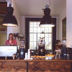 ERNST Kaffeeröster Köln.