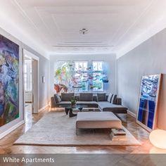 Wunderschöne Altbauwohnung in Berlin Moabit mit 5 Zimmer, 3 Schlafzimmer, Arbeitszimmer, Esszimmer. 5000 €/Monat, kann auch tageweise gemietet werden.  …