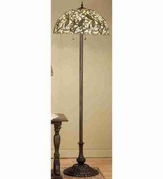 "Meyda 63""H Sweet Pea Floor Lamp"