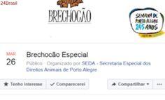 """""""Brechocão"""" realiza edição especial de aniversário em Porto Alegre"""