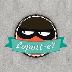 Logo design  - lopott-e.hu (2013)