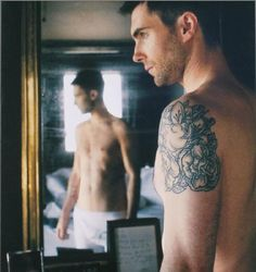 Adam Levine- a feast for the eyes and ears