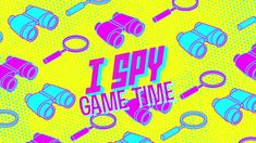 I Spy Game - Find Jesus I Spy Games, Finding Jesus, Neon Signs, Student, Activities, Youtube, Kids, Young Children, Boys