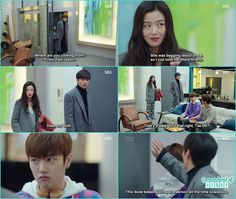 Nam do and tae of though of shim cheong and joon jae dating secretly - The Legend of the Blue Sea - Ep 7