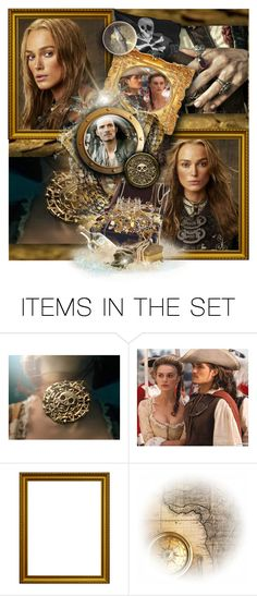 """""""Elizabeth Swann"""" by faylane ❤ liked on Polyvore featuring art"""