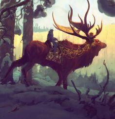 Gepinnt von The Bat Orchard Too - fantasy - wanderers -Der Winter kommt von Tuomas Korpi. Gepinnt von The Bat Orchard Too - fantasy - wanderers -