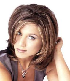 hairstyles for women over 45 | Hairstyles for Round Faces 2010 · Trendy Hairstyles for Women Over 40 ...