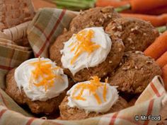 Looking for a fun twist on your typical carrot cake recipe this Easter? Then these Carrot Cake Cookies might just be for you! This healthy cookie recipe makes a wonderful after-dinner treat this Easter!