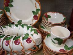 Franciscan china pattern, my grandmothers pattern.