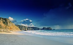 Porthcurno, Cornwall (Copyright Toby Charlton-Taylor, tobyct @ Flickr)
