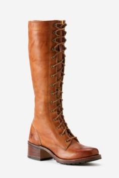 lace up boot #urbanoutfitters...