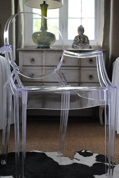 the louisghost chair