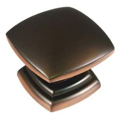View the Hickory Hardware P2163 Euro Contemporary 1-1/2 Inch Square Cabinet Knob at PullsDirect.com.