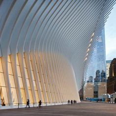 Oculus: Project: Oculus Architect: Santiago Calatrava Project Location: New York, New York Project Date: 2016One of the most anticipated work post 9/11 must be the Oculus, the World Trade Center major transportation hub. Calatrava used the angle of light where at exactly 10:28 am each September 11th (which was the exact time the North Tower collapsed), a beam of light would pass through the roof and reach all the way down to the center of the Oculus floor. The architect's overall…