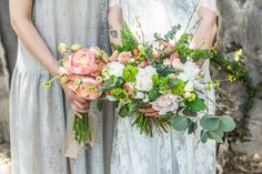 Wedding flower inspiration from a Bohemian, Colourful and Rustic Outdoor Italian Wedding Shoot | Photography by http://www.charlottehuphotography.co.uk/