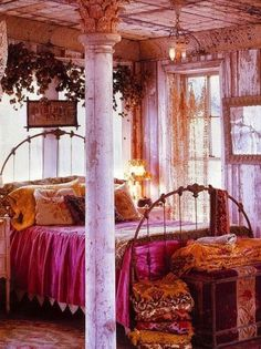 gypsy bohemian home decor - Google Search