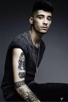 Zayn off of one direction