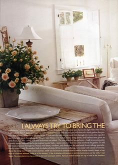 Country Living March 2001 Nancy Fishelson